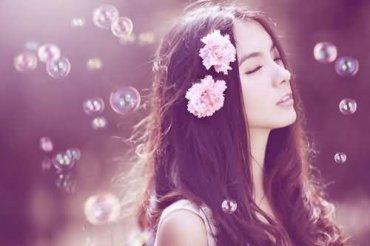 流年静好,花开馨暖